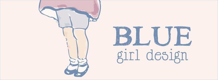 Thanks for Blue Girl Design for the beautiful design for my blog header!