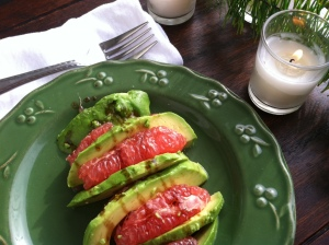 Avocado and Grapefruit Salad - Copy