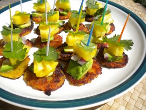 Fried Plantain Delight Bites - Copy