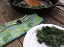 Tahini Greens, my fave
